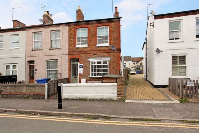 Thumbnail End terrace house to rent in Oxford Road, Windsor