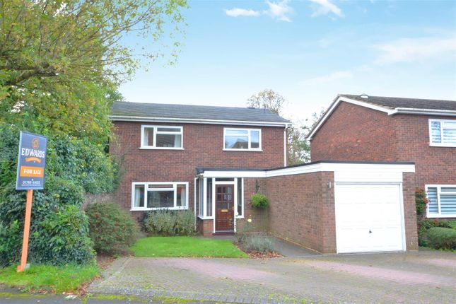 Thumbnail Detached house for sale in Fordham Avenue, Stratford-Upon-Avon