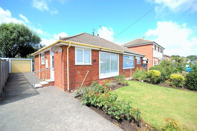 Thumbnail Semi-detached bungalow for sale in Wasdale Road, Blackpool