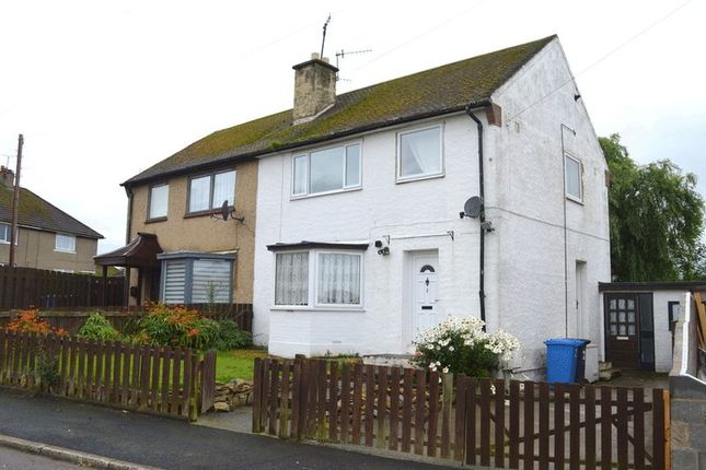 Thumbnail Semi-detached house for sale in The Oval, Tweedmouth, Berwick-Upon-Tweed