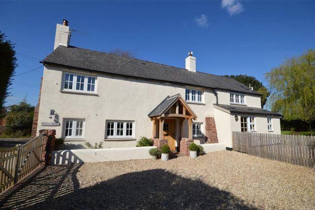 Thumbnail Detached house for sale in Broadclyst, Exeter, Devon