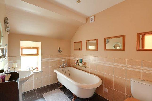 Family Bathroom of With 1 Bed Annex, Church Lane, Alvington, Lydney, Gloucestershire. GL15