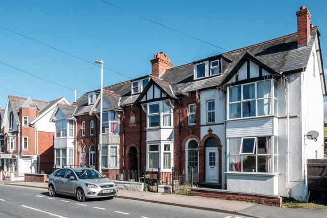 Thumbnail Terraced house for sale in Loretto, Wellington Road, Llandrindod Wells