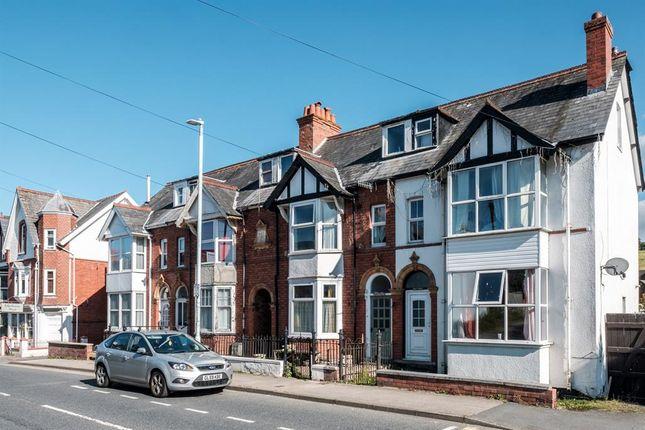 Thumbnail Terraced house for sale in Loretto, Wellington Road, Llandrindod Wells