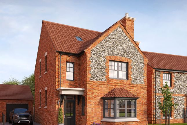 Thumbnail Detached house for sale in Mundesley Beck, Mundesley, Norwich