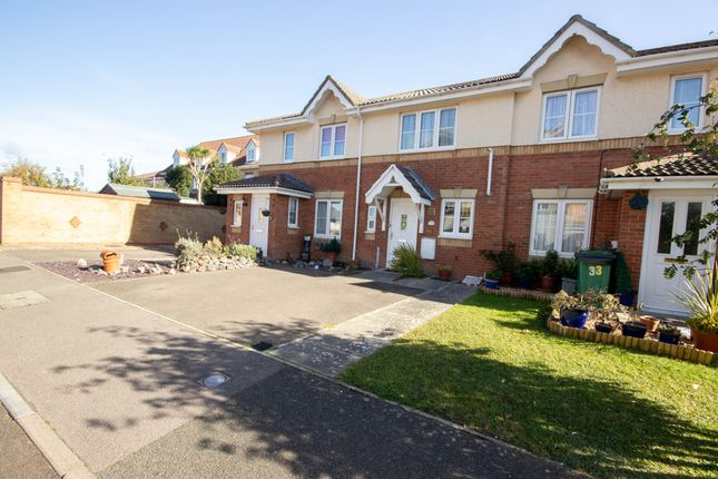 Terraced house for sale in Anchorage Way, East Cowes, Isle Of Wight