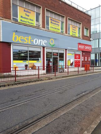 Thumbnail Retail premises for sale in Droylsden, Manchester