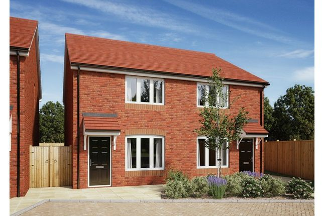 2 bed semi-detached house for sale in Hawser Road, Tewkesbury, Gloucestershire