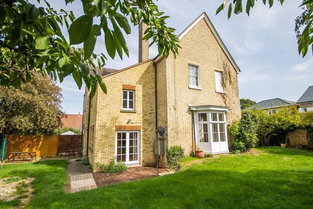 Thumbnail Semi-detached house for sale in St. Peters Street, Duxford, Cambridge