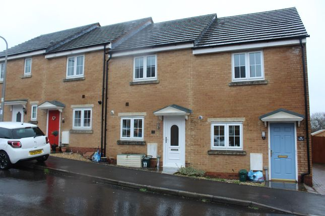 Thumbnail Terraced house to rent in Clos Ael-Y-Bryn, Penygroes, Llanelli