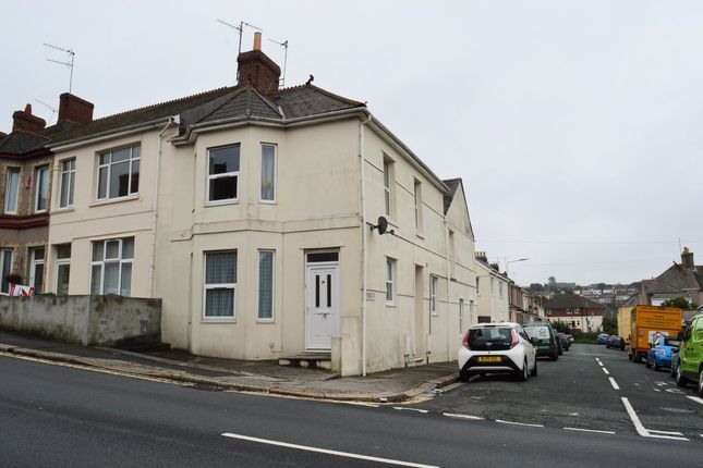 Thumbnail Flat to rent in Victoria Road, St. Budeaux, Plymouth