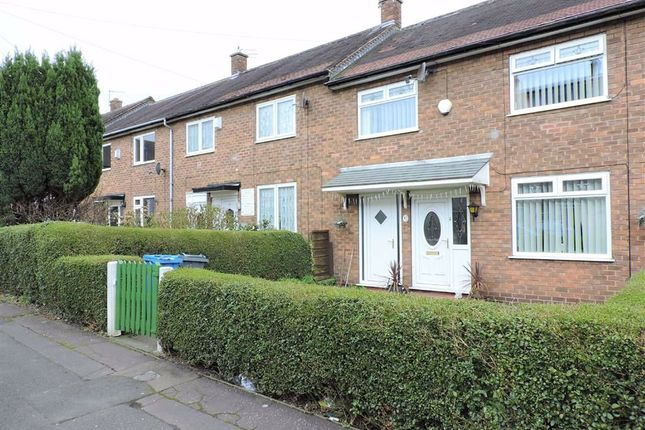 Thumbnail Terraced house for sale in Bishopton Close, Levenshulme, Manchester