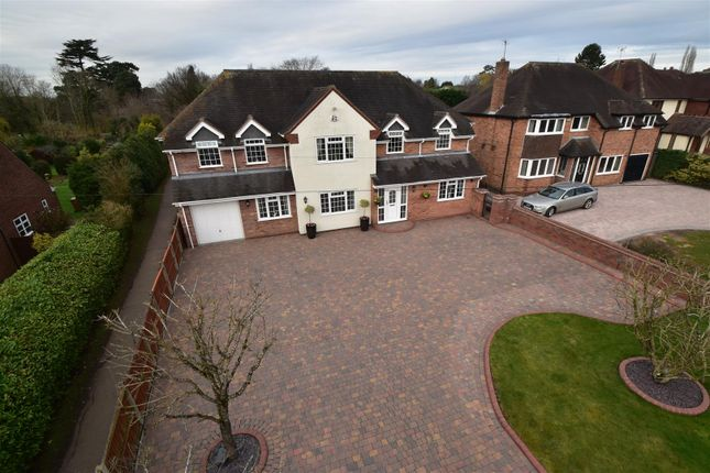 Thumbnail Detached house for sale in Tagwell Road, Droitwich