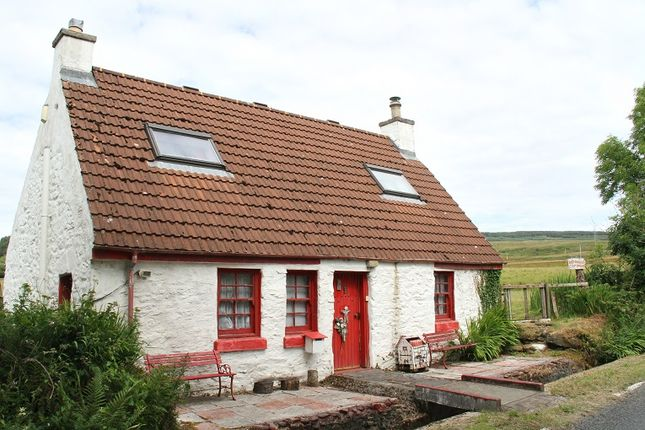 Thumbnail Cottage for sale in Skipness Road, By Tarbert