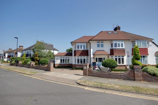 Thumbnail Semi-detached bungalow for sale in Cranleigh Gardens, London