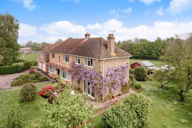 Thumbnail Detached house for sale in Nuttree, North Perrott, Crewkerne, Somerset