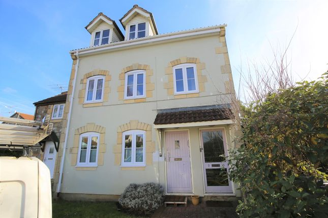 Thumbnail Property for sale in Old Station Close, Cheddar