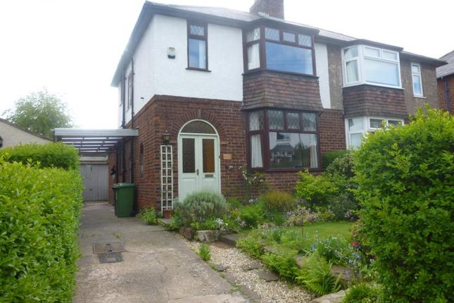 Thumbnail Semi-detached house to rent in 34 Knowe Road, Stanwix, Carlisle