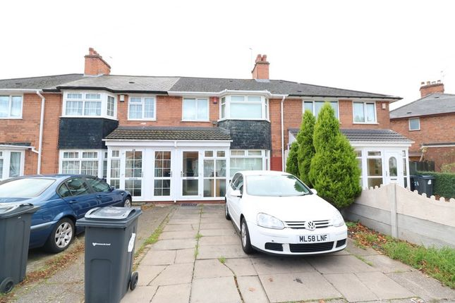 Thumbnail Terraced house for sale in Farcroft Grove, Handsworth