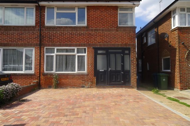 Thumbnail Property to rent in Weston Drive, Stanmore