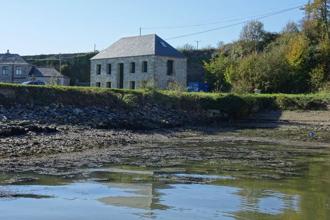 Thumbnail Barn conversion for sale in Southdown Quay, Millbrook, Torpoint