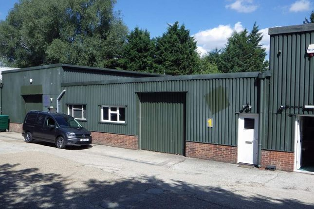 Thumbnail Light industrial to let in Unit 1 Optrex Business Park, Nr Hook