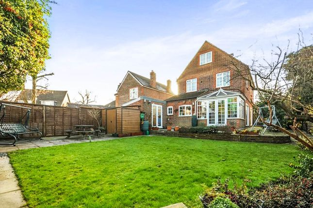 Thumbnail Detached house for sale in Orchard Road, Chessington