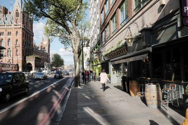 Thumbnail Restaurant/cafe to let in Judd Street, Euston