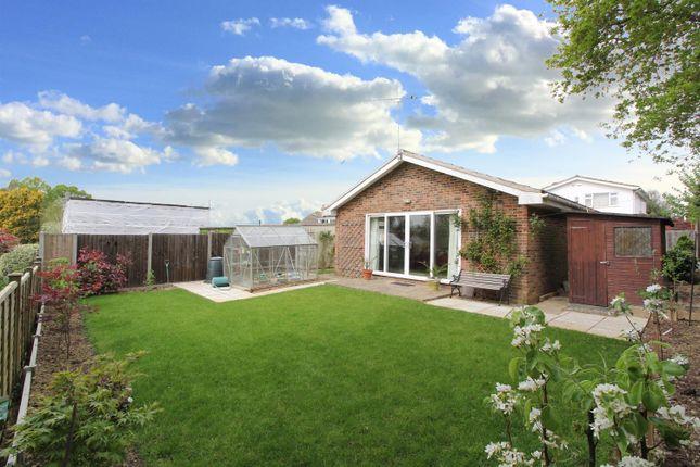 Thumbnail Detached bungalow for sale in Forson Close, Tenterden