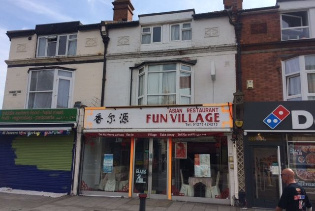 Thumbnail Restaurant/cafe to let in Boundary Road, Hove