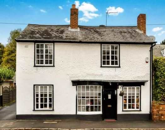 Thumbnail Cottage to rent in West Hill, Aspley Guise, Milton Keynes