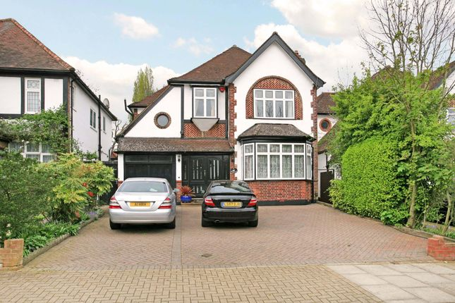 Thumbnail Detached house to rent in Dukes Avenue, Edgware