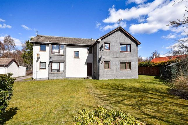 Thumbnail Flat for sale in Corrour Road, Aviemore