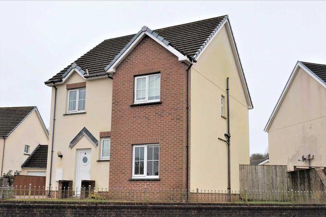 Detached house for sale in Llys Y Foel, Foelgastell, Llanelli