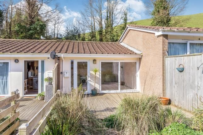 Thumbnail Bungalow for sale in Trerieve, Downderry, Torpoint