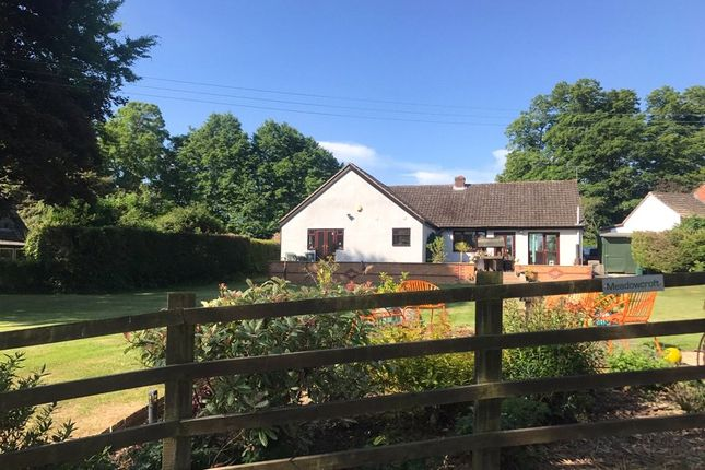 Thumbnail Bungalow for sale in Lawn Road, Ashleworth, Gloucester, Gloucestershire