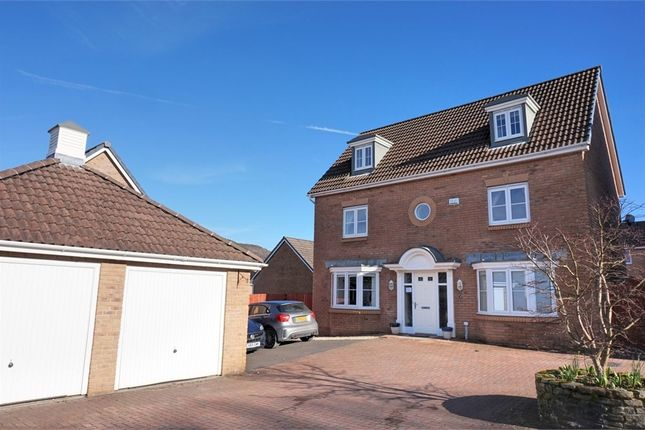Thumbnail Detached house for sale in Cae Morfa, Skewen, West Glamorgan
