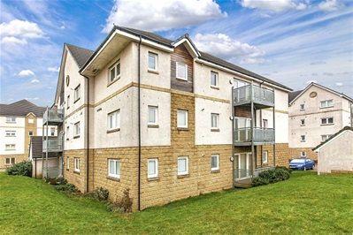 Thumbnail Flat to rent in Hawk Brae, Livingston, Livingston