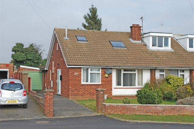 Thumbnail Property for sale in Wellingham Avenue, Hitchin, Hertfordshire