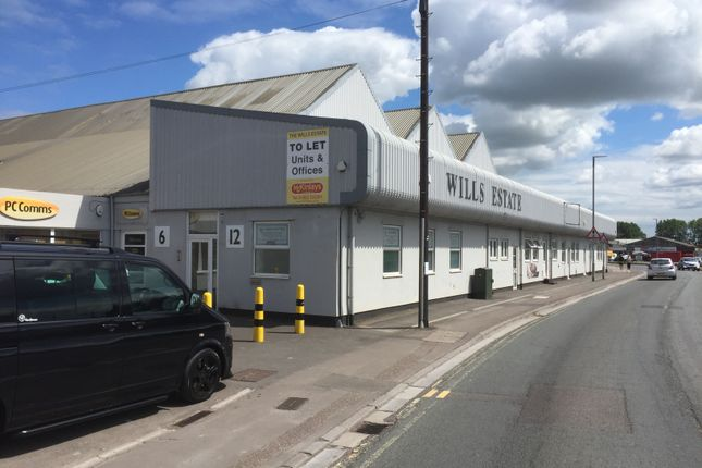 Thumbnail Industrial to let in Wills Estate, Bridgwater