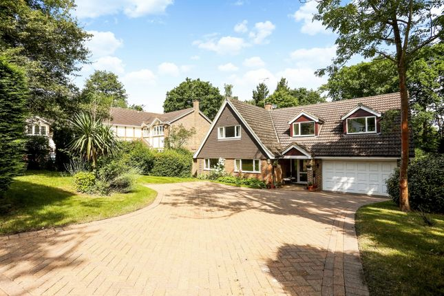 Thumbnail Detached house to rent in St. Leonards Hill, Windsor