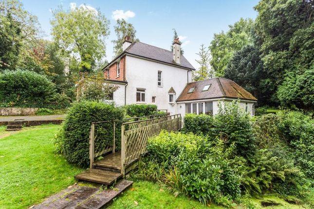 Thumbnail Detached house for sale in Tonbridge Road, Pembury, Tunbridge Wells