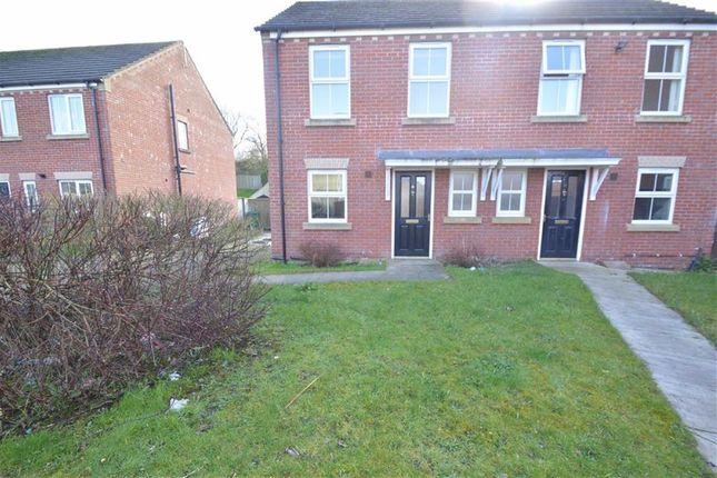 Thumbnail Semi-detached house to rent in Stonecross Close, Church, Accrington