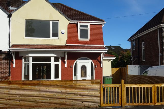 Thumbnail Semi-detached house to rent in Bolshaw Road, Heald Green, Cheadle