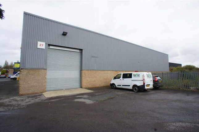 Thumbnail Light industrial to let in Unit 27 Techno Trading Estate, Swindon, Wiltshire