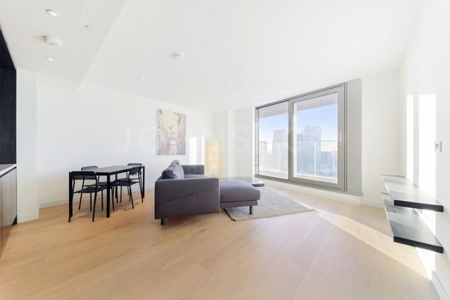 2 bed flat for sale in Charrington Tower, Biscayne Avenue, London