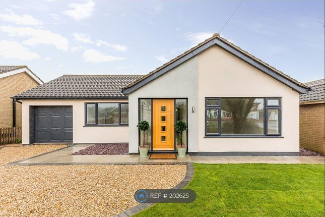 Thumbnail Bungalow to rent in Mainwaring Close, Dunholme, Lincoln