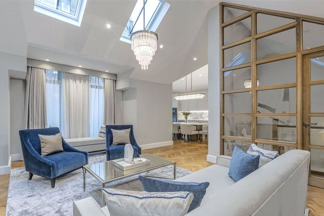 Thumbnail Terraced house to rent in Wigmore Place, Marylebone