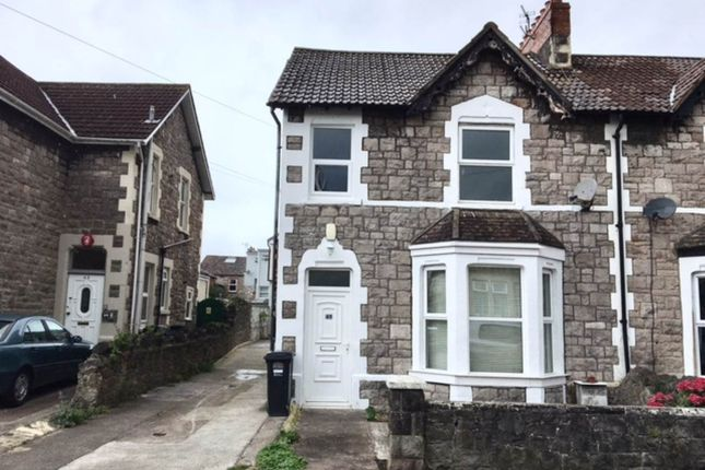 Thumbnail Property to rent in Swiss Road, Weston-Super-Mare, North Somerset