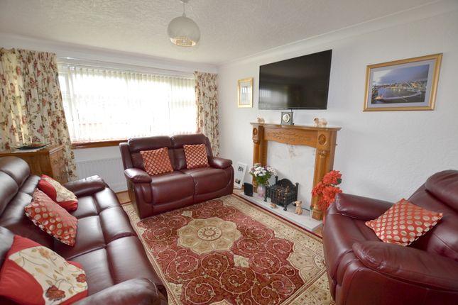 Thumbnail Semi-detached bungalow for sale in Lichfield Way, Jarrow